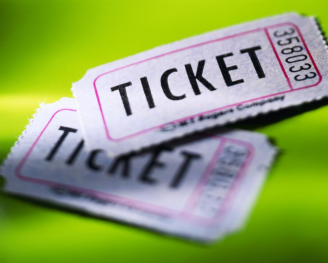 Got Tickets?