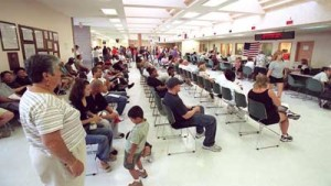 Praying for the Cure: Message Received at the DMV