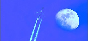 Shooting the Moon!