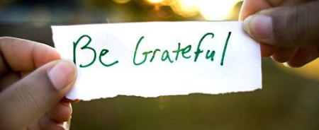 Why the Gratefulness?