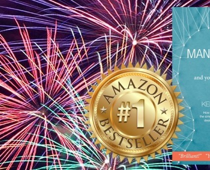 Manifesting 123and you don't need #3 Is Now an Amazon #1Bestseller!